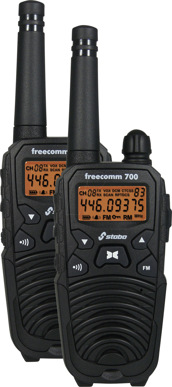 #Stabo Freecomm 700 Duo#