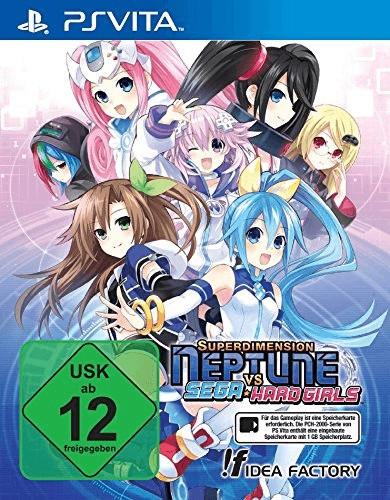 Superdimension Neptune VS Sega Hard Girls (PS V...