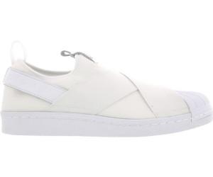 adidas superstar slip on weiß