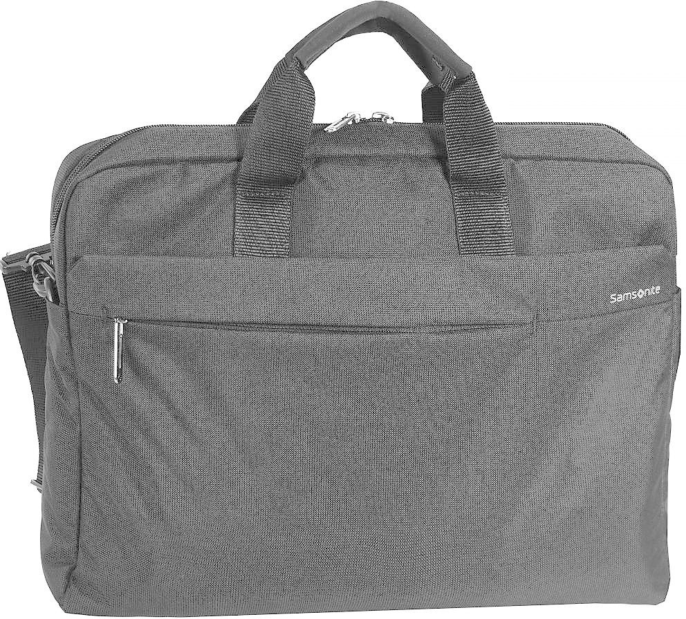 Samsonite Network2 Laptop Bag 17,3´´ charcoal