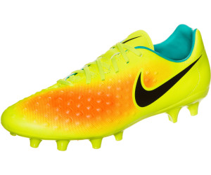 Nike Magista Onda II FG volt/black/total orange/pink blast