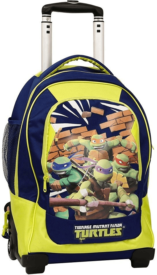 Giochi Preziosi Ninja Turtles trolley new deluxe