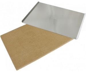 weber pizzastein rechteckig 17059 ab 35 90 preisvergleich bei. Black Bedroom Furniture Sets. Home Design Ideas