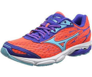Damen Wave Catalyst Laufschuhe, Rosa (Fiery Coral/Capri/Dazzling Blue), 36.5 EU (4 UK) Mizuno