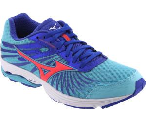 Mizuno Wave Sayonara 4 Running Shoes Women capri/fiery coral/dazzling blue 42,5 2016 Laufschuhe