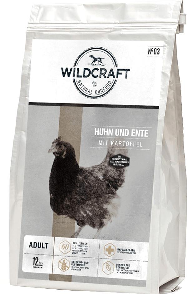 Wildcraft Huhn und Ente