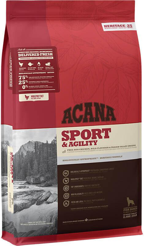 Image of Acana Heritage Sport & Agility