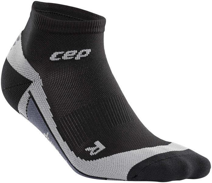 CEP Low-Cut Socks black/grey