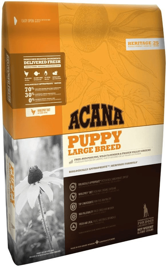 Acana Heritage Puppy Large Breed (11,4 kg)