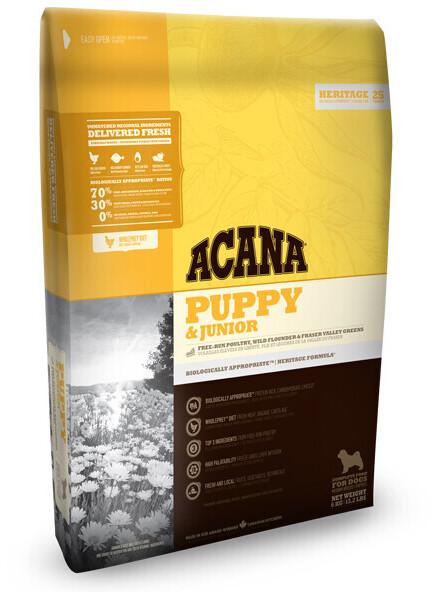 Acana Heritage Puppy & Junior (6 kg)