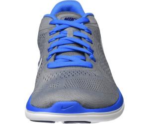 ad82dfeca8e Buy Nike Flex 2016 RN cool grey white loyal blue photo blue from ...