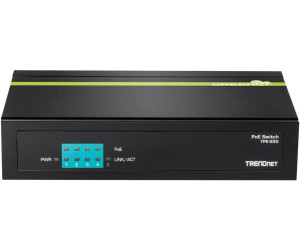 TRENDnet 5-Port (TPE-S50) PoE