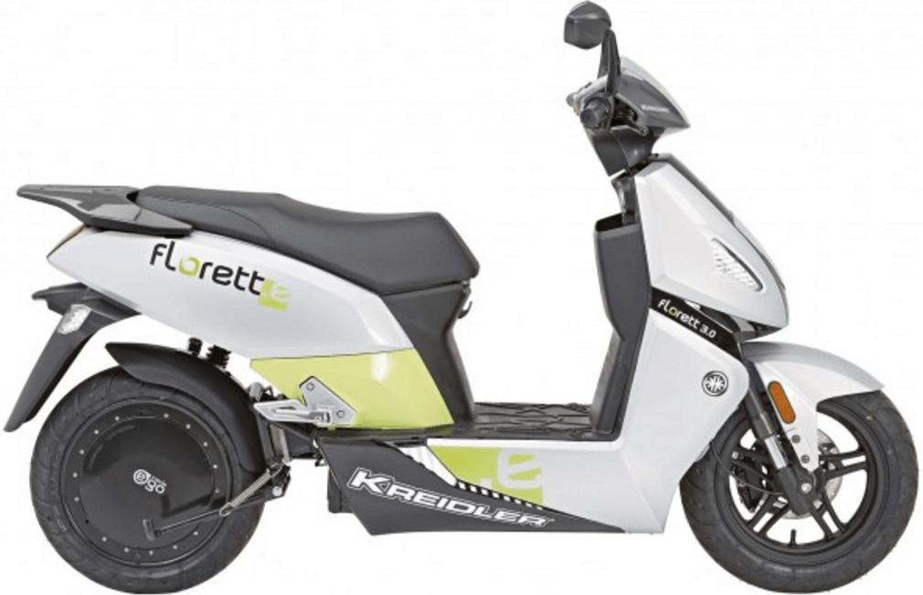 Kreidler e-Florett 3.0 45km/h