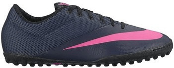 Nike MercurialX Pro TF midnight navy/pink blast...