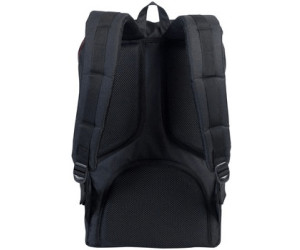 c46b32194b7 Buy Herschel Little America Backpack black rubber (00155) from ...