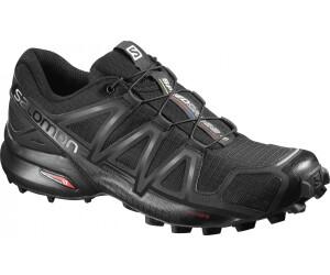 Salomon XA Pro 3D, Damen Traillaufschuhe, Schwarz/Lila - Größe: 37 EU