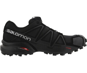 Buy Salomon Speedcross 4 W black black black metallic from £67.99 ... e679c7b184