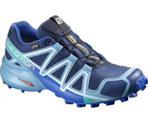 Salomon Speedcross 4 GTX W blue depthblue gumblue yonder
