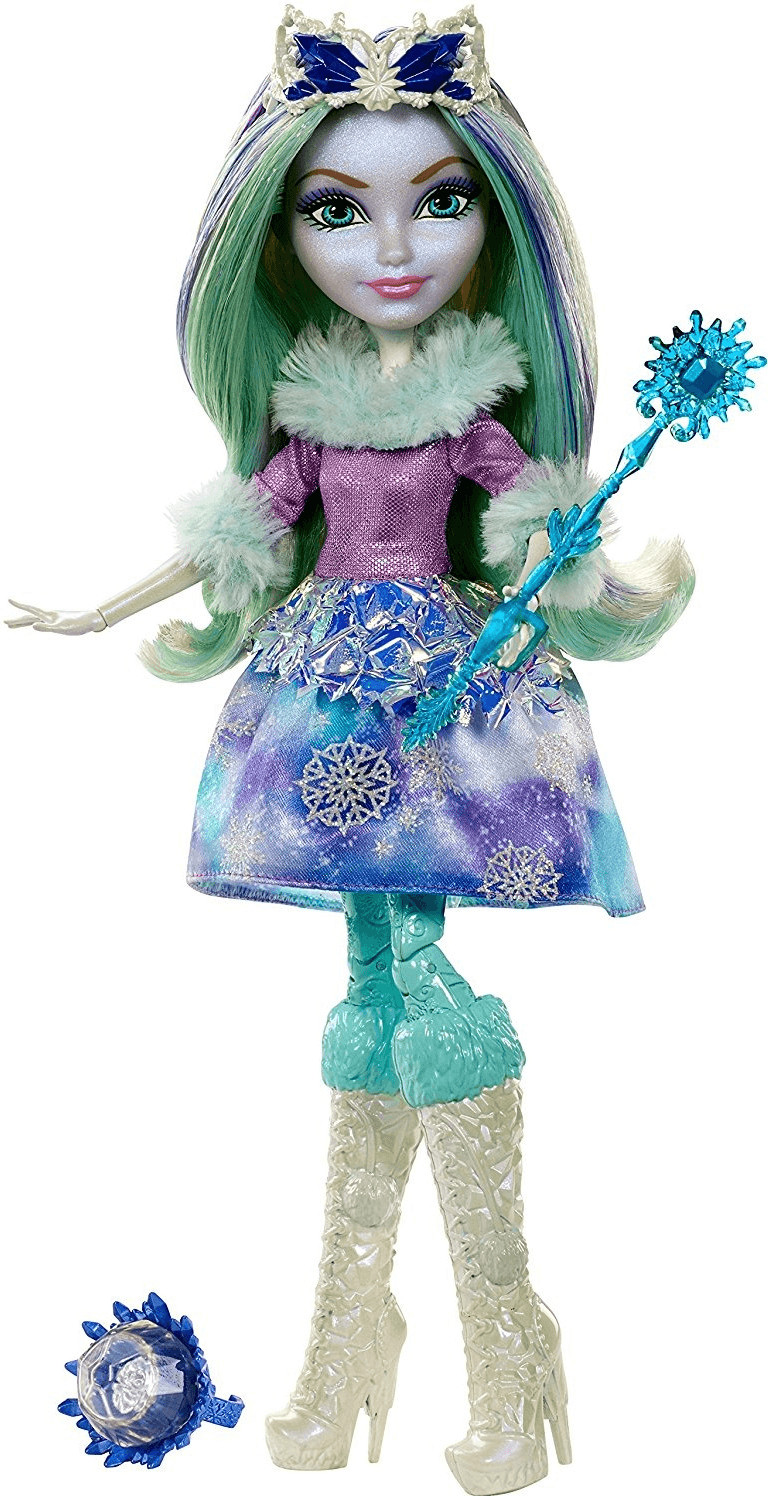 Ever After High Epic Winter - Crystal Winter