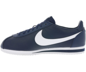 best selling 100% top quality best sneakers Buy Nike Classic Cortez Leather midnight navy/white from ...