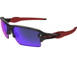 Oakley Flak 2.0 Black Ink OO Red Irid Polar Schwarz/Rot YKdHvkR