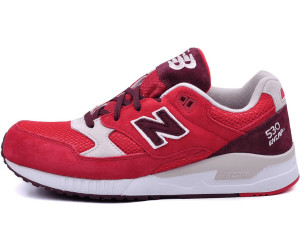 scarpe uomo/donna sneakers NEW BALANCE M 530 RAA Red Rosso