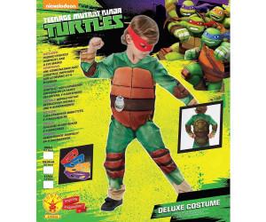 Neu Teenage Mutant Ninja Turtles Raphael Halloween Kostüm Kinder Alter 8-10