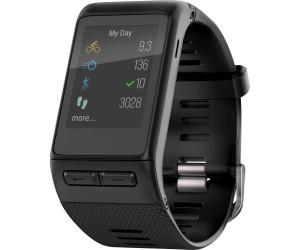 GPS & Sportuhren Garmin Vivoactive HR XL Sportuhr Schwarz günstig kaufen