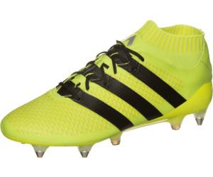 Adidas Ace 16.1 Primeknit SG solar yellowcore blacksilver