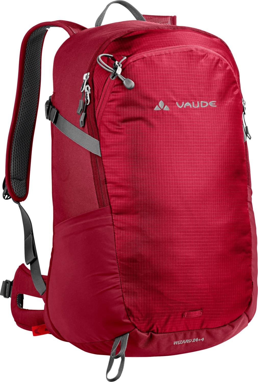 VAUDE Wizard 24+4 indian red