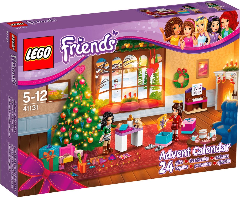 LEGO Calendrier de l'Avent Friends 2016 (41131)