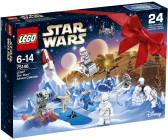 75097 LEGO ® star wars personnage C-po en père Noël avec star wars luge
