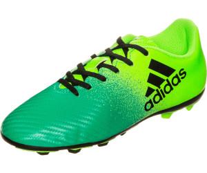 Adidas X 16.4 IN J Rot Schwarz | Trends Sport