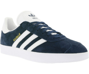 13259fa90d8791 Buy Adidas Gazelle Collegiate Navy/White/Ice Blue from £44.40 – Best ...