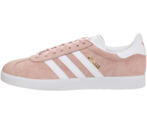 adidas Gazelle Primeknit, Sneakers Basses Femme, Orange (Sun Glow/Footwear White/Chalk White), 39 1/3 EU