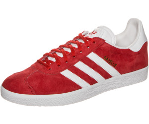wholesale dealer faa0c 0f295 Adidas Gazelle ScarletWhiteGold Metallic