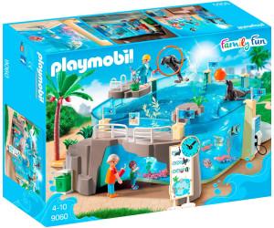 Meilleur Sur Marin9060Au Prix Playmobil Aquarium 8nvNm0w