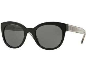Burberry BE4210 Sonnenbrille Dunkelgrau transparent 35448G 52mm 4m6fM0oHRC