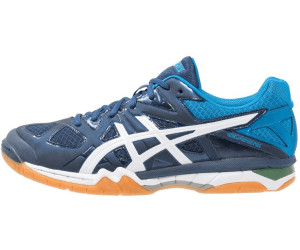 Asics Gel Tactic poseidonwhitesafety yellow ab 99,99