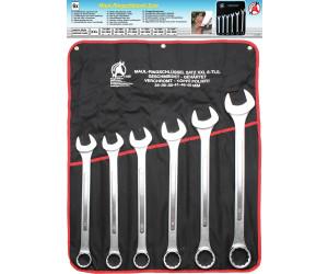 Ring Maulschlüssel XXL lang SW 46 mm Maul Ringschlüssel Gabelschlüssel Werkzeug