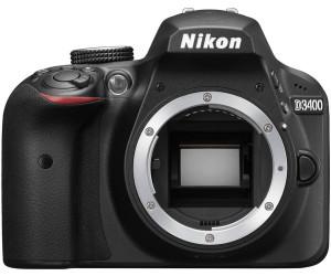 Nikon D3400 a € 309,90 | Miglior prezzo su idealo