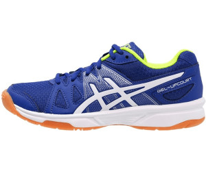 Asics Kinder Sportschuhe Gel-Upcourt GS C413N Methyl Blue/White/Lime 32.5 CnxuDrlN48