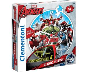 Clementoni Avengers Clock Puzzle