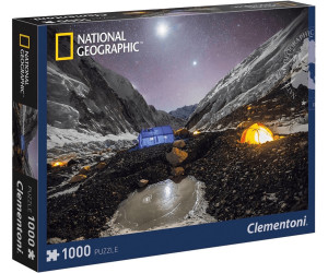 Clementoni Champ On The Nepal Side Of Ever – 1000 pcs – National Geographic