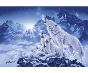 Clementoni Family of wolves (39280)