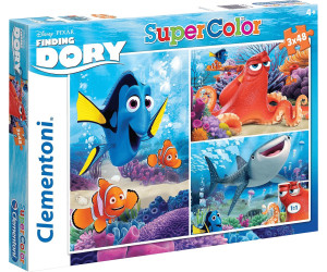 Clementoni Finding Dory (3 x 48)