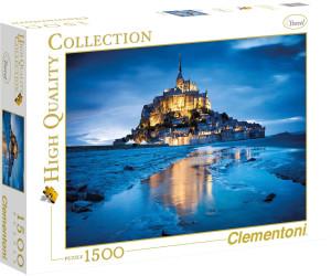 Clementoni Le Mont Saint-Michel