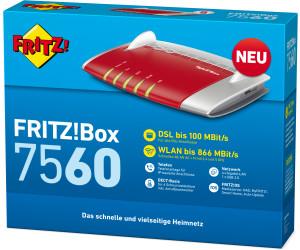 Fritzbox 7560 Update