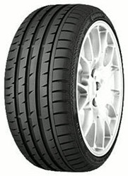 Continental ContiSportContact 3 235/35 ZR19