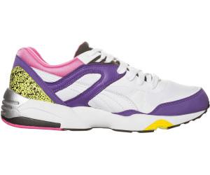 Puma Trinomic R698 prism violetfluo pink au meilleur prix